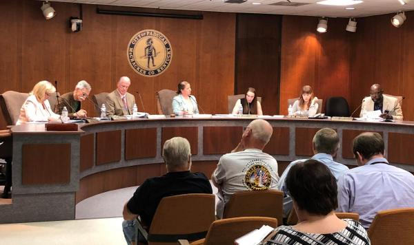 Paducah Board of Commissioners
