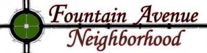 Fountain Avenue Neighborhood Logo