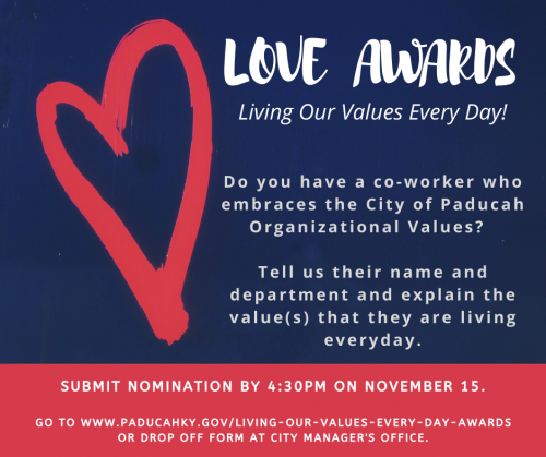 LOVE Awards 2019 graphic