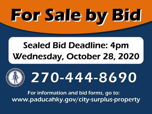 surplus property graphic October 28