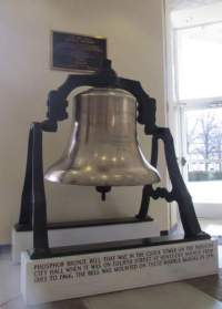 Bell at City Hall