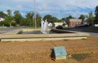 Clyde Greenway Fountain